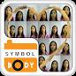 Chụp ảnh tạo hình cơ thể Boby Symbol Android miễn phí